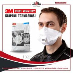 Klapanlı toz maskası 3M 9162E