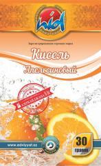 Кисель апельсиновый, NID.