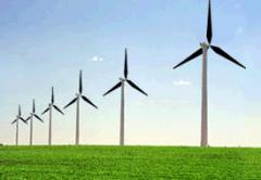 Design of wind power stations