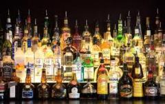 Напитки алкогольные