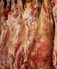 Мясо говяжье полутуши глубокой заморозки