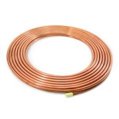 Pipes copper for conditioning