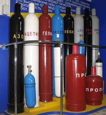 Gases the squeezed natural