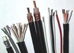 Электрические кабели, воздушные кабели