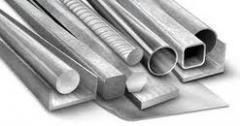 Металлы и полупродукты из металла