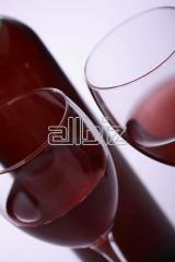 Вина виноградные розовые