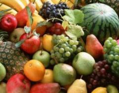 Экспорт фруктов
