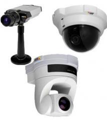 Оборудование для систем видеонаблюдения