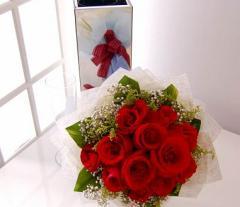 Подарочные корзины с цветами