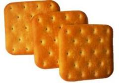 The cracker is sandwich-type