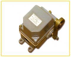 Выключатели путевые КУ-740(КУ-741)