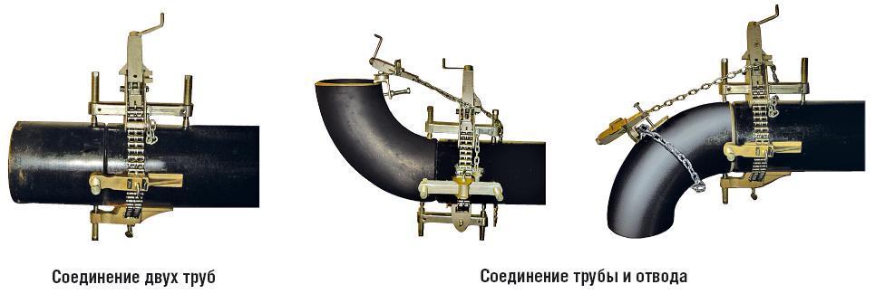 Центратор для труб своими руками