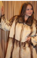 Fur coats for full