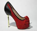 Обувь кожаная женская