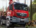 MAN TGS trucks