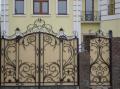 Dəmir darvaza (кованые ворота)