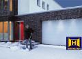 AGIS Ворота гаражные секционные LPU 40  от Hormann