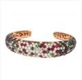 Bracelets with jewels