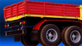 Semi-trailer automobile type
