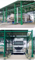 CAS Azerbaijan Ex-Proof Truck Scales