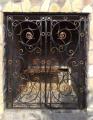 Ворота кованые Asforje