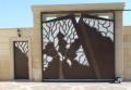 Ворота и калитки изысканные кованые