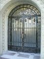 Двери элитные кованые