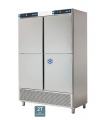Refrigerating case with the ECPM freezer - 602R