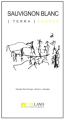 Вино белое сухое - Совиньон блан - Sauvignon Blanc  (TERRA)  Caucasea