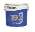 Teknos Trend 3 Совершенно матовая краска для стен и потолков