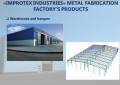 Warehouses and hangars