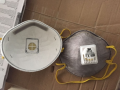 Respirator 3M 9914, degree of protection, FFP1, to 4 PDKFFP1