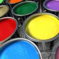 Краски быстросохнущие