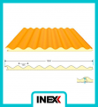 Frontage Sinus panels