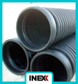 Spiral Corrugated HDPE Pipes