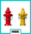 Idranti antincendio, colonne idrauliche antincendio