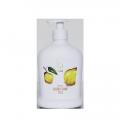 Quince liquid soap