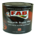 FAB SYNTHETIC PAINT MATT Super