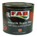 FAB رنگ مصنوعی MATT سوپر