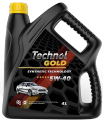 Technol Gold 5w-40 - 4 litr