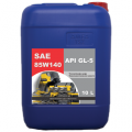 SAE 85W140 API GL-5 transmission oil