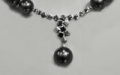 Pendents with pearls