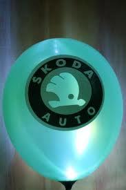 Заказать Нанесение логотипа на воздушные шары.