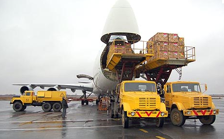 Order Air transportation of freights