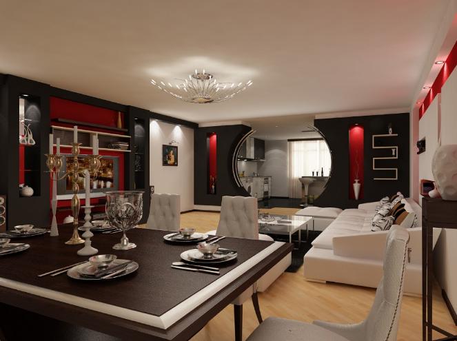 Баку дизайн интерьера