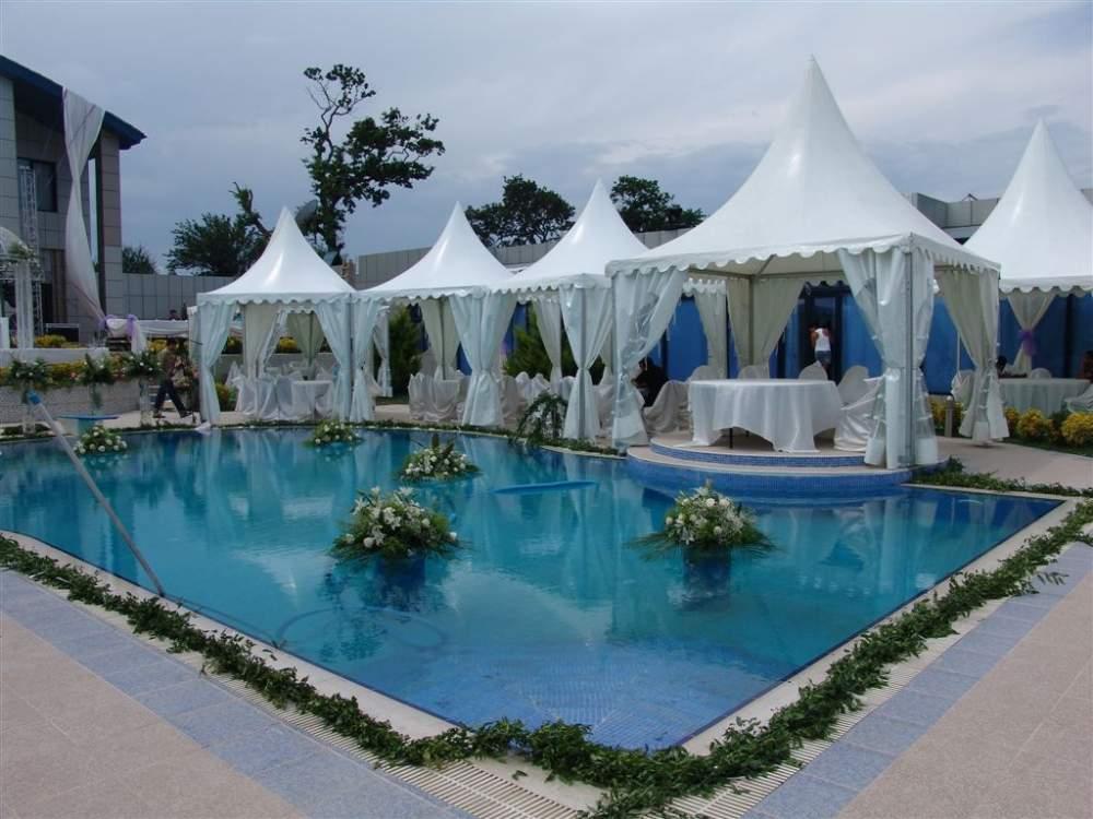 Оформление свадеб, аренда для свадебных мероприятий, палатки