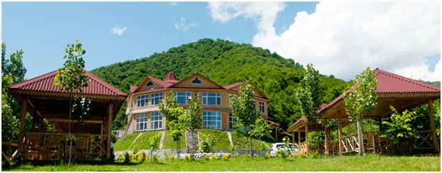 Заказать Kungut центр семейного отдыха