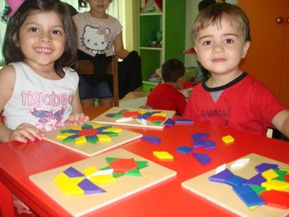 2.5 - 3 yaşlı uşaqların inkişafı