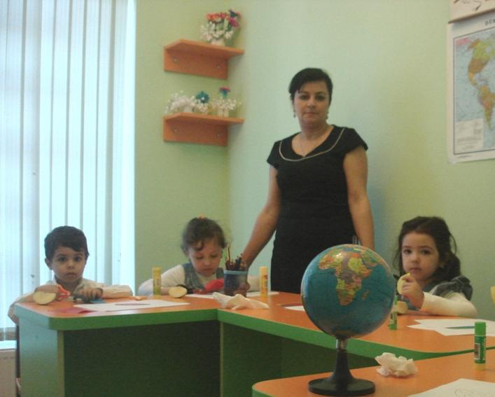 Çocuk okul önce kurumlar hizmetleri