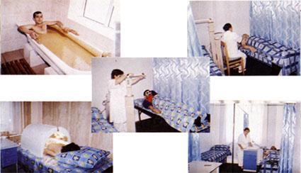 Лечение в Азербайджане, Лечебный Курорт Нафталан
